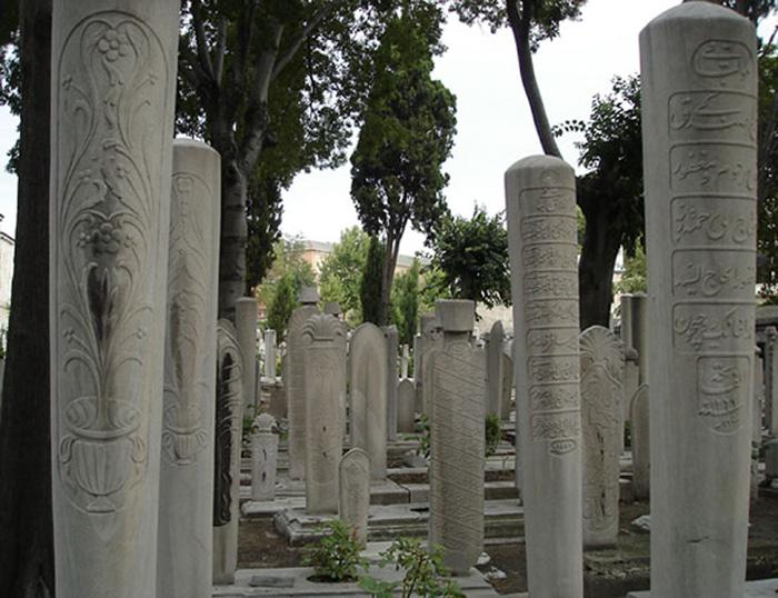 Традиционные мусульманские памятники