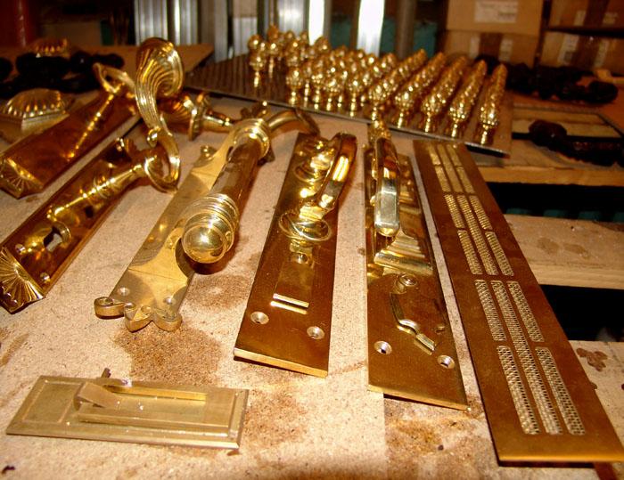 Изделия из бронзы, изделия на заказ