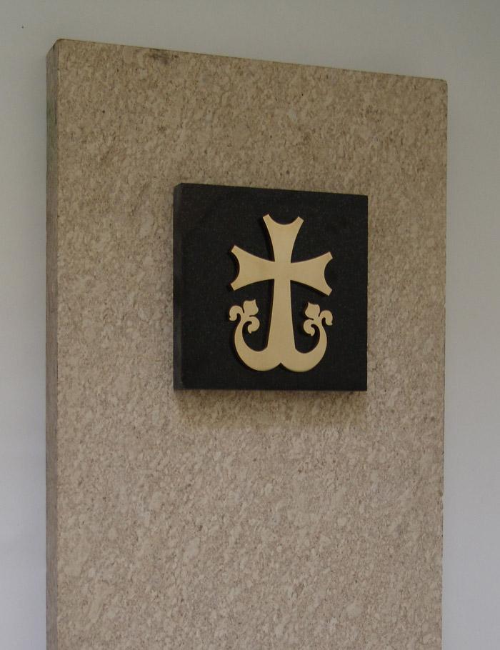 Армянский крест - макет.