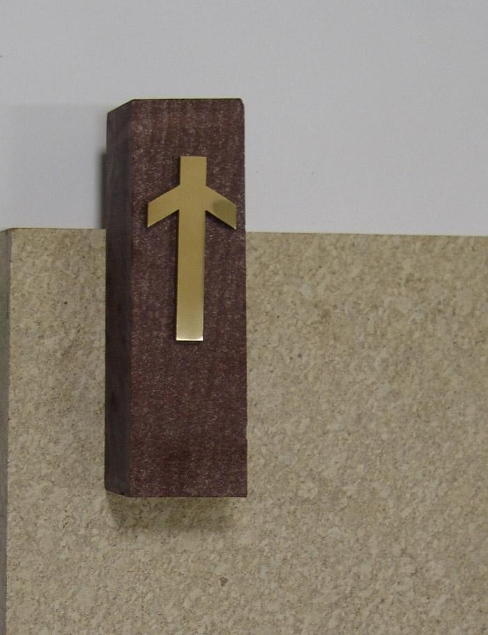 Крест Святой Нино.