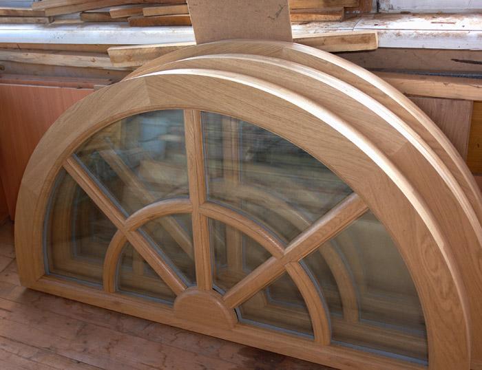 Изготовим окна в храм, в котедж по индивидуальным чертежам.