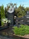 Надгробие Сазыкину В.Л. Установили в 2015 году.