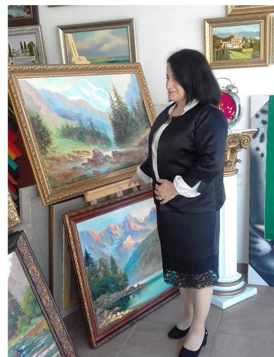 Союз художников Абхазии в Сухуми
