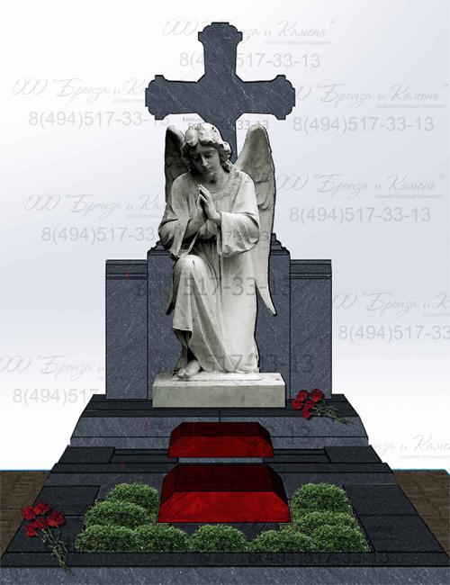 Проект католического памятника