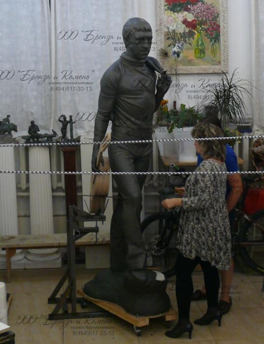 Астахова Галина скульптор