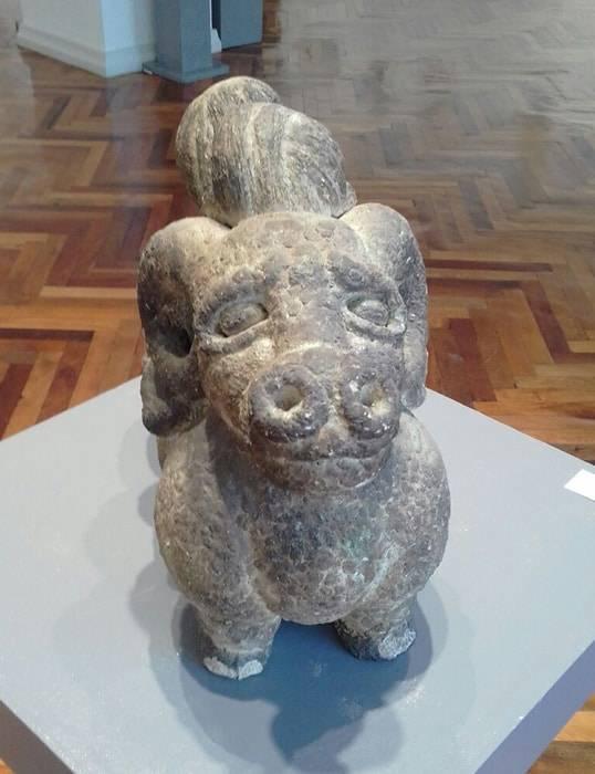 Скульптура Абхазия Выставка