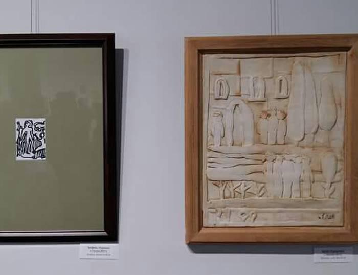 Работы Валентины Хурхумал находятся в Государственной национальной картинной галерее Абхазии.
