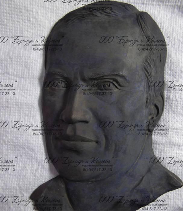 Барельеф портрет на гранитный памятник